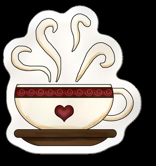 Coffee Cup, Coffee, Head, Cup Of Coffee
