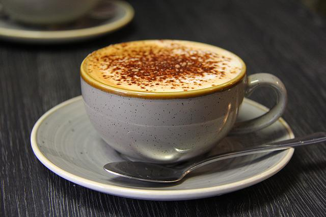 Coffee, Espresso, Cup, Drink, Breakfast, Lunch