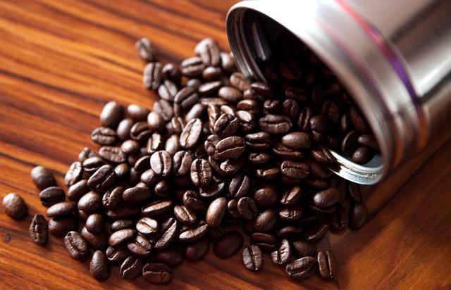 Coffee, Coffee Grains, Coffee Beans, Toasted, Aroma