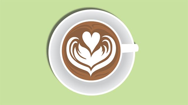 Coffee, Cup, Latteart, Coffeecup
