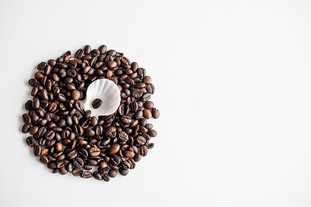 Coffee, Coffee Beans, Morning, Brown