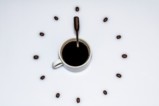 Coffee Cup, Cup Of Coffee, Coffee Beans, Coffee Spoon