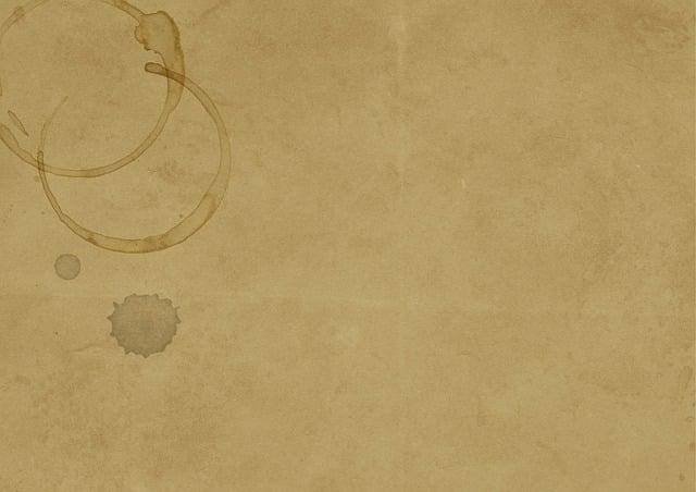 Old, Paper, Vintage, Coffee Stain, Brown, Grunge