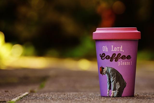 Coffee Mugs, Coffee To Go, Coffee, On The Go, Cup
