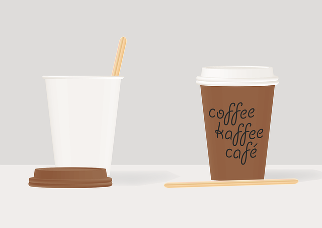 Coffee Mugs, Paper Cup, Coffee To Go, Beverages