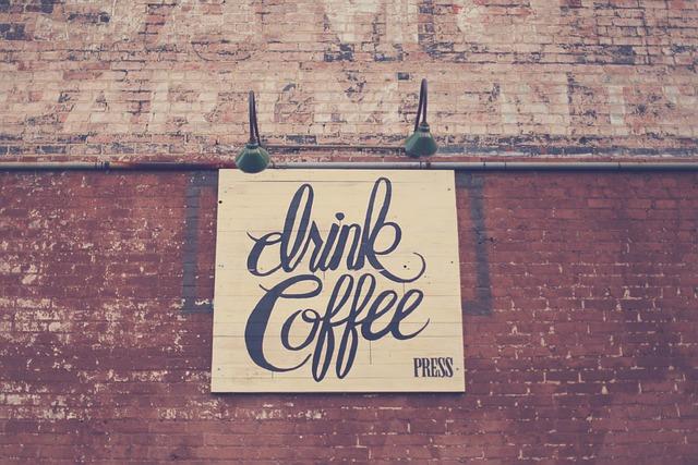 Coffee, Coffee Shop, Vintage