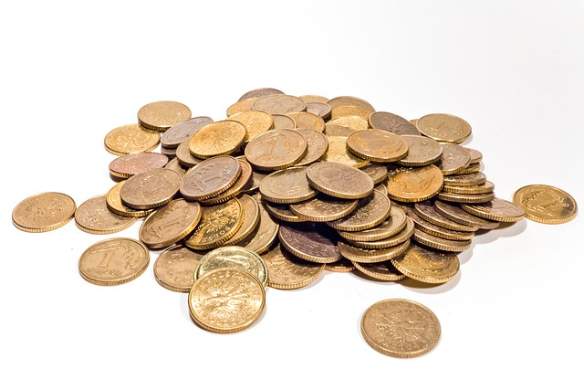 Money, Coins, Gold, Currency, Coin, Finance