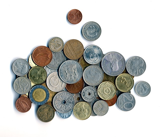 Money, Coins, Currency, Metal, Old, Historically, Pay