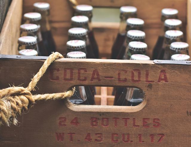 Coke, Coca Cola, Drink, Drink Box, Lemonade