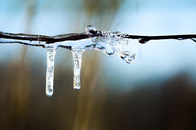 Icicle, Winter, Ice, Frozen, Cold