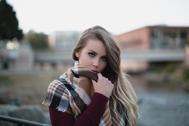 Beautiful, Woman, Cold, Fashion, Female, Girl, Model