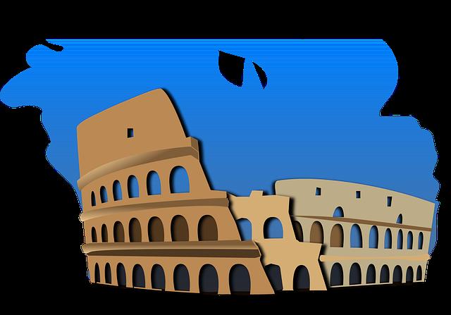 Coliseo, Roma, Rome, Ancient, Coliseum, History, Italy