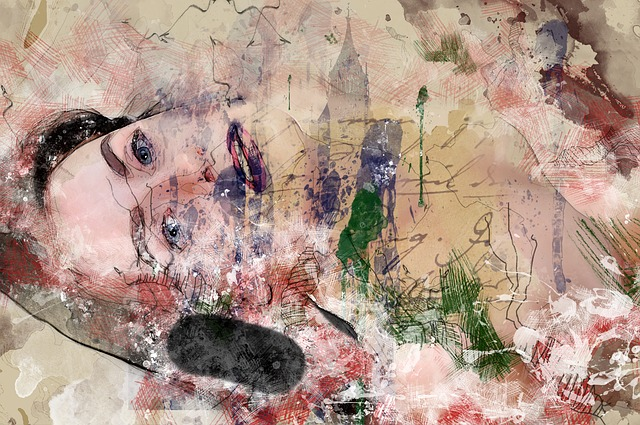 Art, Collage, Design, Colorful, Color, Abstract