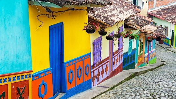 Colombia, Bogota, City
