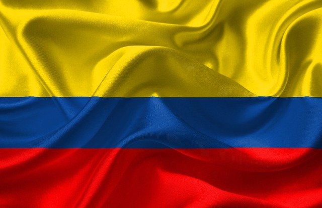 Colombia, Flag, Colombian Flag, Nationality, Country