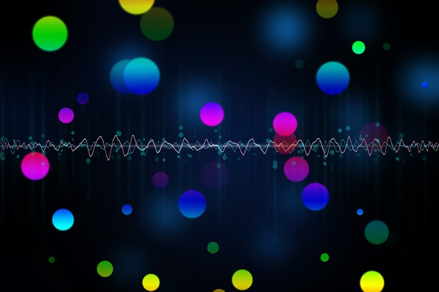 Music, Bright, Shiny, Background, Sparkle, Color