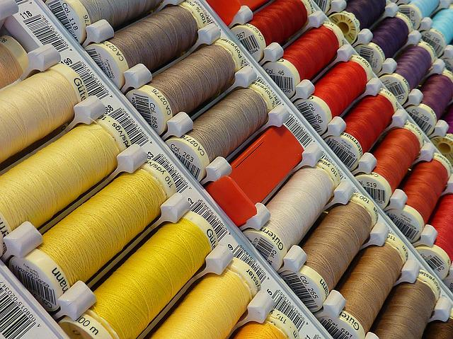 Colorful, Thread, Color, Colored Threads, Color Coil