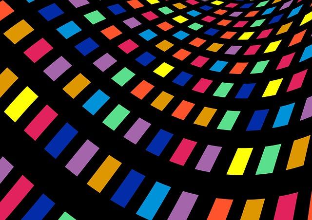 Color, Color Table, Chromaticity Diagram, Arrangement