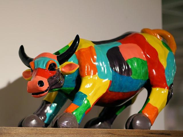Bull, Interior Design, Setup, Decoration, Toys, Color