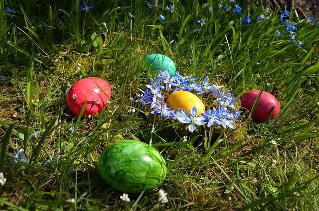 Easter, Colorful, Egg, Easter Egg, Color