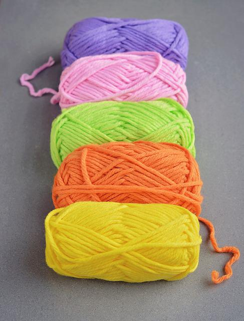 Wool, Knitting Wool, Color, Soft, Cat's Cradle