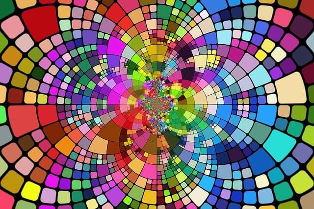 Abstract, Squares, Arrangement, Aesthetics, Color
