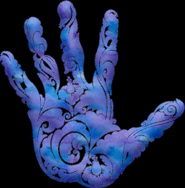 Watercolor Hands, Swirls, Hand, Creative, Paint, Color