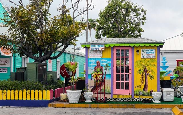 Village, Colorful, Travel, Color, Tourism, House