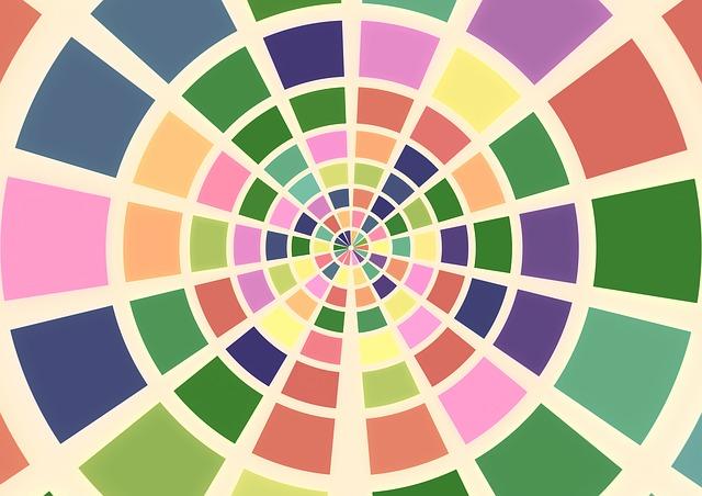 Color, Hue, Circles, Wheel, Color Palette, Range