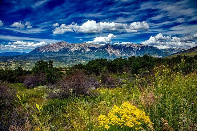 Colorado, Mountains, Landscape, Nature, Outdoors