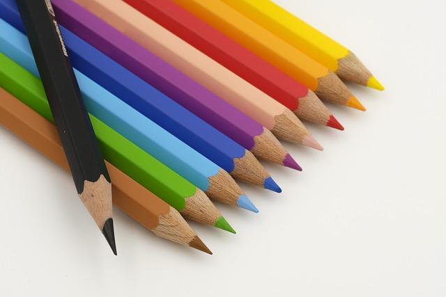 Colored Pencils, Pens, Colour Pencils, Crayons