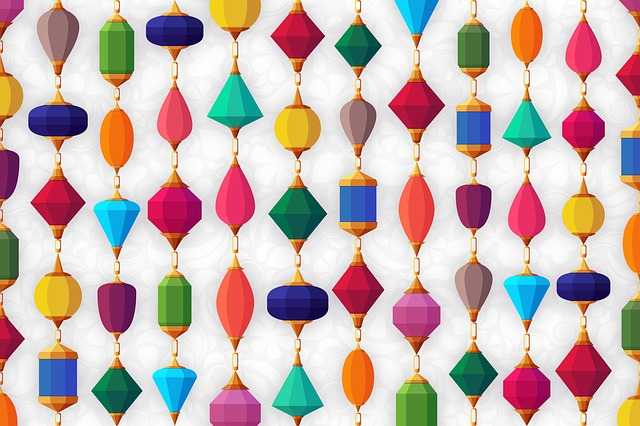 Colorful, Background, Stones, Jewels, Decorative