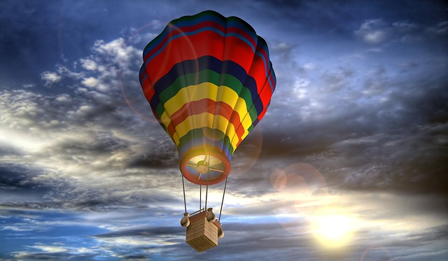 Balloon, Freedom, Colorful