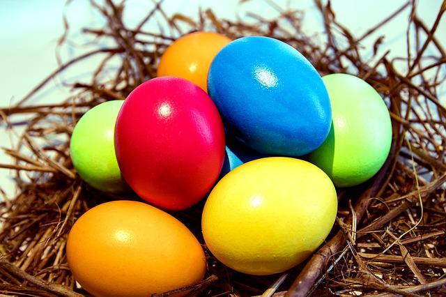 Easter, Easter Eggs, Egg, Colorful, Color