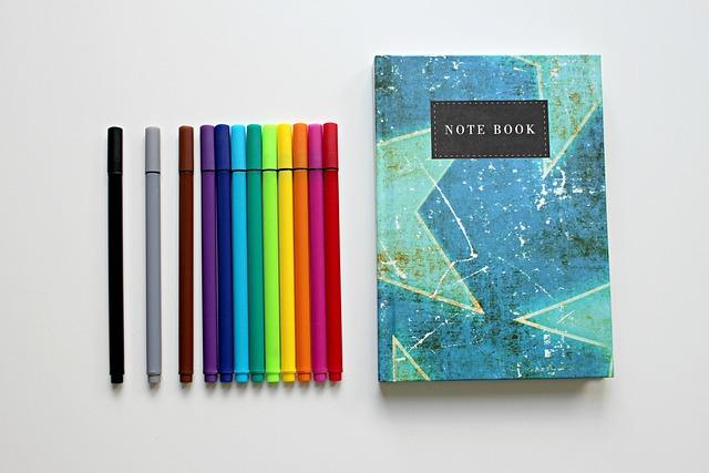 Colour Pencils, Pens, Issue, Colorful, Colored Pencils