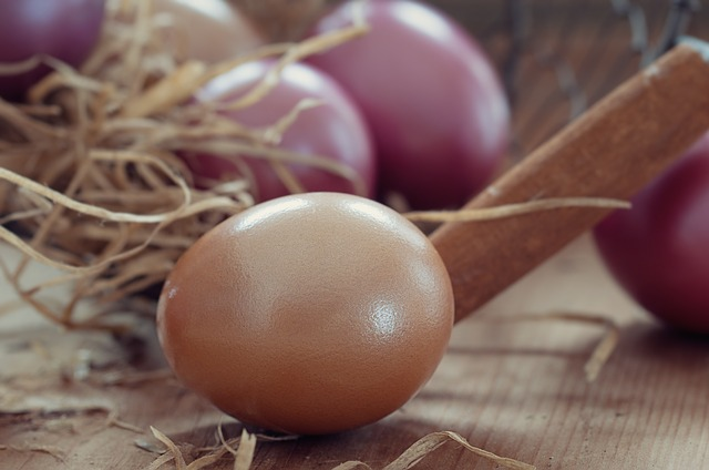 Easter Eggs, Egg, Easter, Colorful, Colored