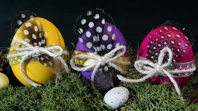 Easter, Egg, Colorful Eggs, Easter Eggs, Colorful