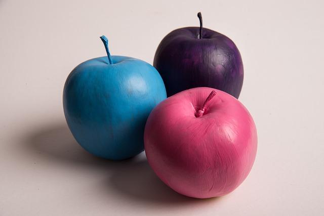 Colorful Fruits, Colors, Fruit