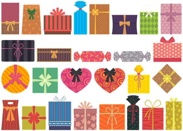 Presents, Gifts, Package, Box, Colorful, Ribbon