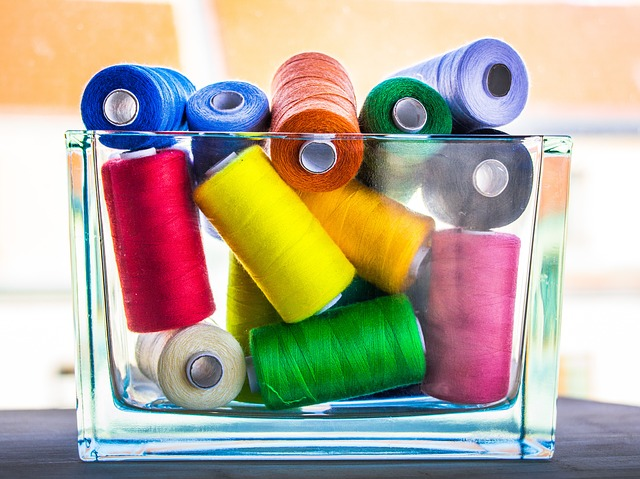 Thread, Sewing, Colorful, Sew, Tailor, Craft
