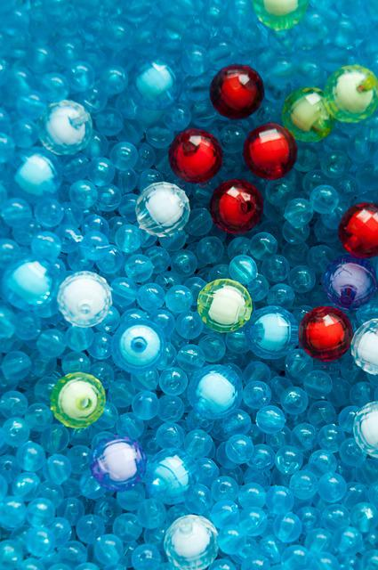Bead, Colors, Colorful Beads