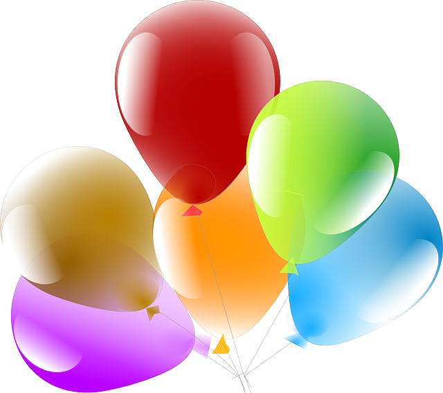 Balloons, Party, Celebration, Floating, Colors