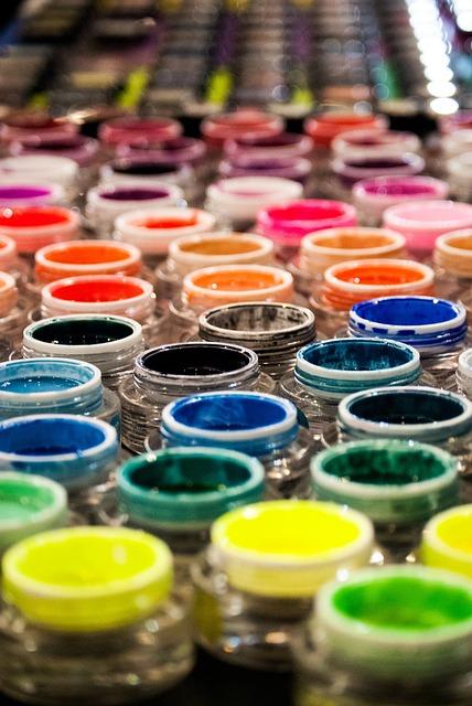 Expocosmética, Nail Gel, Colors, Pots, Gel