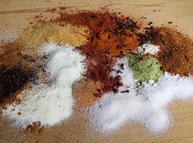 Spices, Herbs, Cloves, Cooking, Bronze, Colors