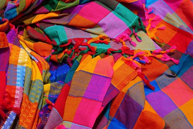 Vibrant, Fabric, Cloth, Colourful, Colorful, Colors