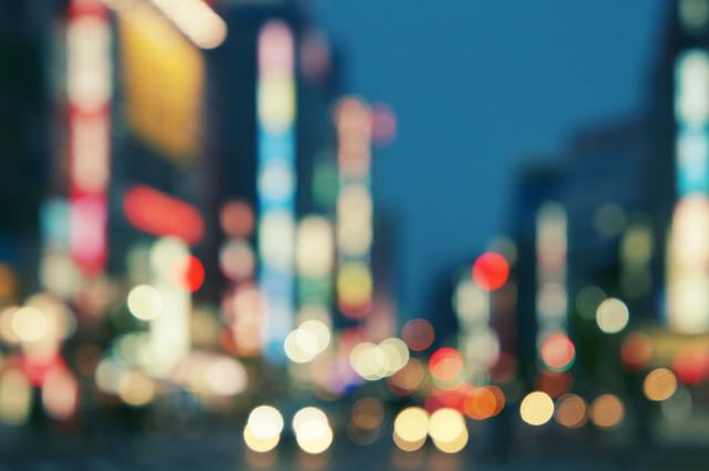 Blurred, Bokeh, Colorful, Colourful, Lights