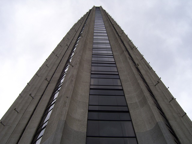 Bogota, Colombia, Colpatria Tower, Architecture, Tower