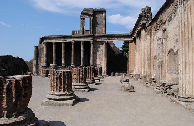 Architecture, Old, Building, Ancient, Travel, Column