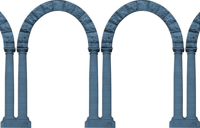 Arches, Arcade, Architecture, Arch, Column, Passage