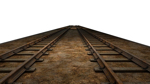 Rail, Railway, Railroad, Train, Car, Come